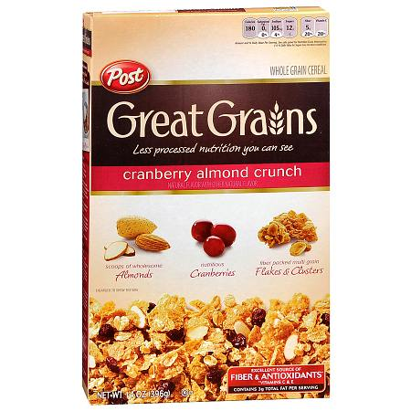 Great Grains Whole Grain Cereal - 14 oz.