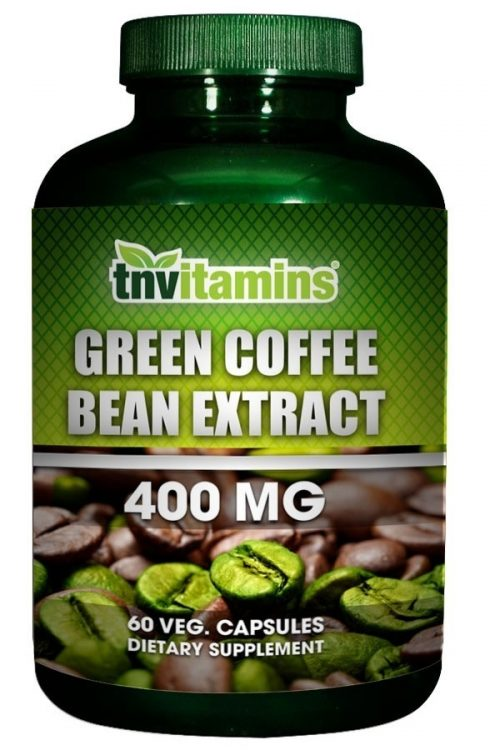 Green Coffee Bean Extract 400 Mg