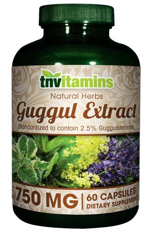 Guggul Extract 750 Mg