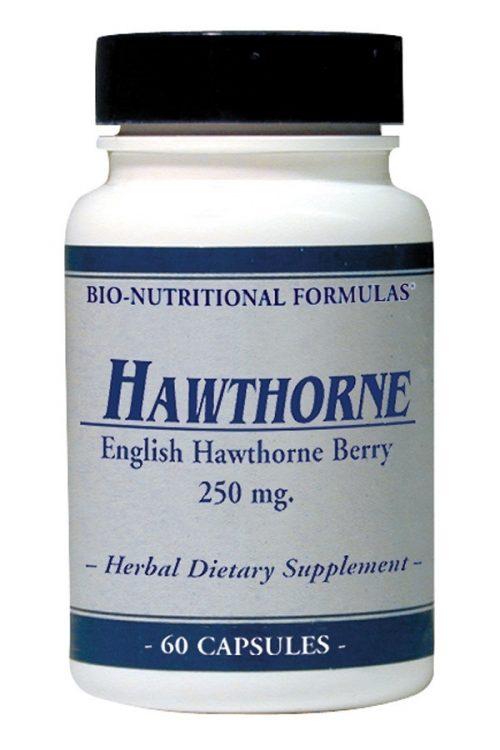 Hawthorne 250 Mg Standardized