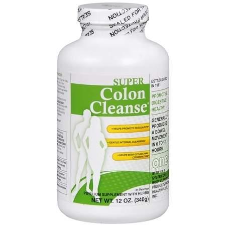 Health Plus Super Colon Cleanse - 12 oz.