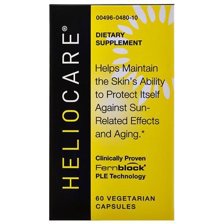 Heliocare Daily Use Antioxidant Formula Capsules - 60 ea
