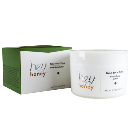 Hey Honey Take Your Time Sweet Body Butter - 6.7 oz.