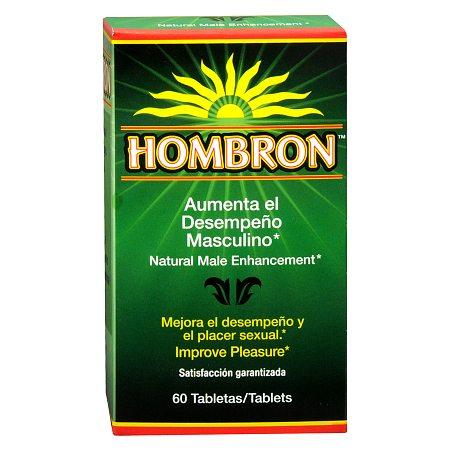 Hombron Natural Male Enhancement Tablets - 60 ea.