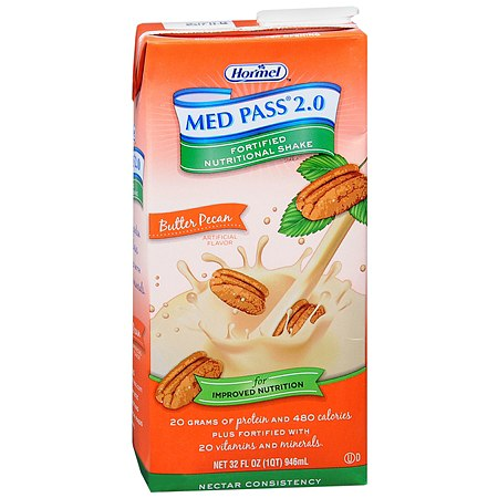 Hormel Med Pass 2.0 Fortified Nutritional Shake - 32 oz.