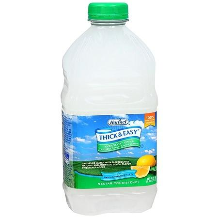 Hormel Thick & Easy Hydrolyte Water Nectar Consistency - 48 oz.