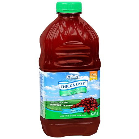 Hormel Thick & Easy Thickened Juice Blend Nectar Consistency - 48 oz.
