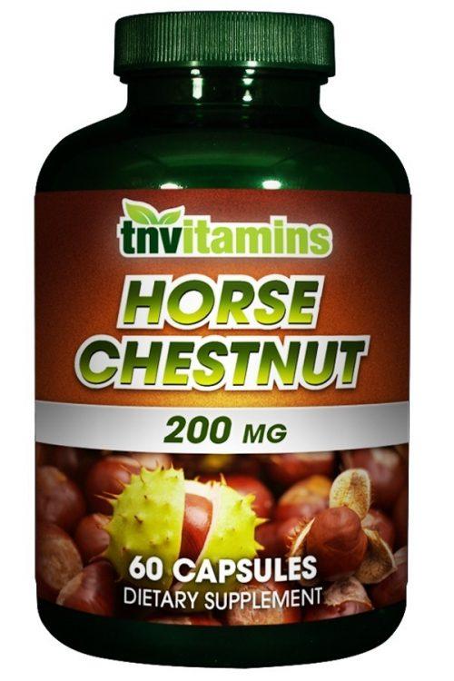Horse Chestnut 200 Mg