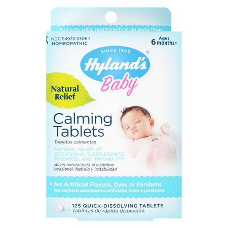 Hyland's Baby Calming Tablets - 125 ea