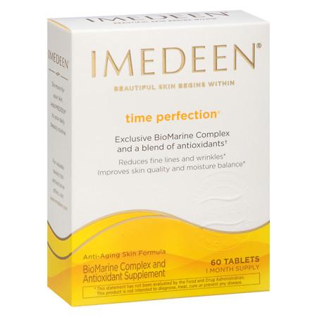 Imedeen Time Perfection anti-aging skincare formula - 60 ea