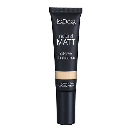 IsaDora Natural Matt Oil-free Foundation - 1.18 fl.oz