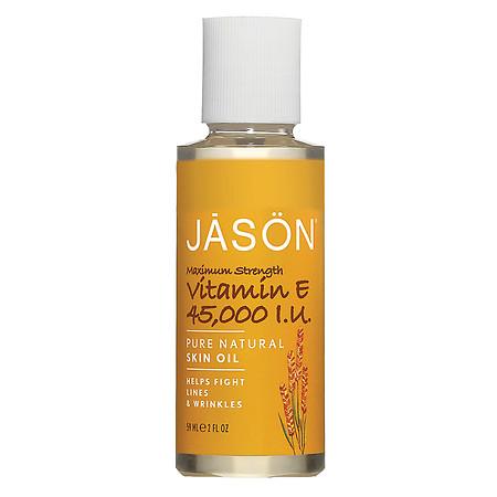 JASON Vitamin E 45,000 IU Pure Beauty Oil - 2 fl oz