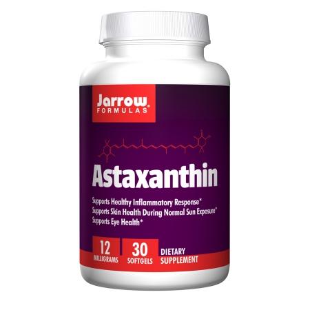 Jarrow Formulas Astaxanthin 12mg, Softgels - 30 ea