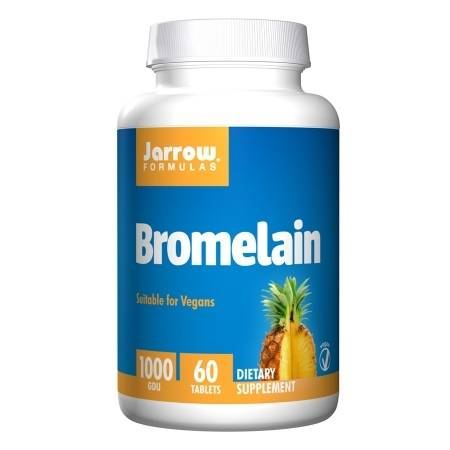 Jarrow Formulas Bromelain 1000, Tablets - 60 ea
