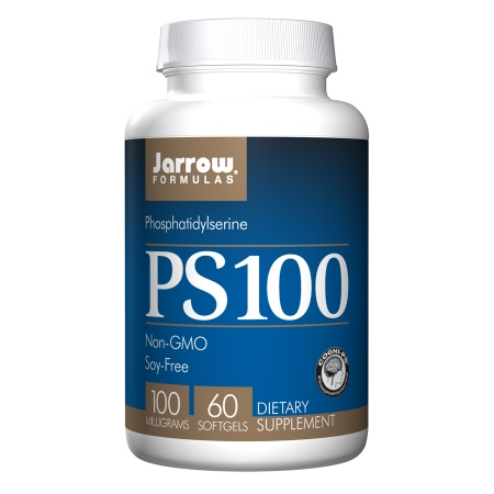 Jarrow Formulas PS 100, Phosphatidylserine 100 mg, Softgels - 60 ea