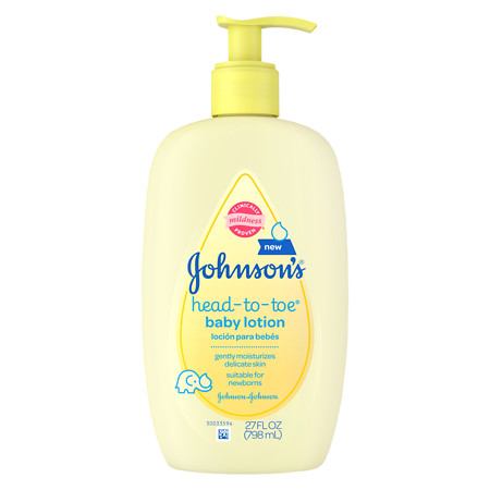 Johnson's Baby Head-to-Toe Baby Lotion - 27 oz.