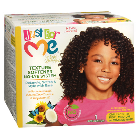 Just For Me Texture Softener Kit - 1 ea