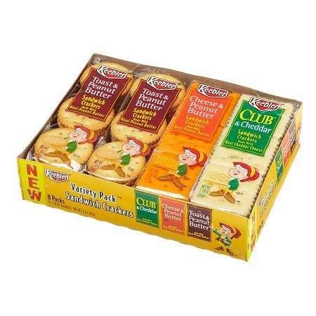 Keebler Sandwich Cracker Variety - 1.38 oz.