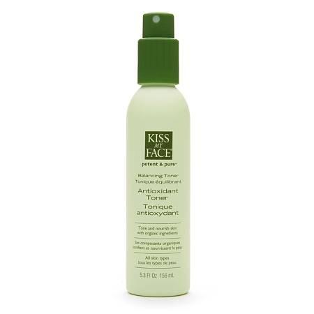 Kiss My Face Potent and Pure Antioxidant Toner Spray - 5.3 oz.