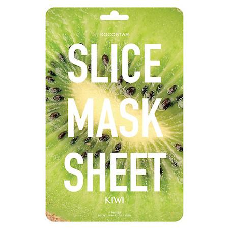 Kocostar Slice Mask Sheet Kiwi - 1 ea