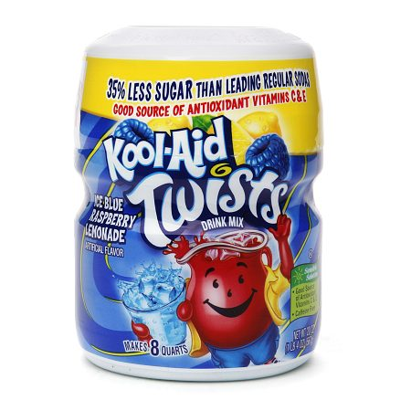 Kool-Aid Drink Mix Ice Blue Raspberry Lemonade - 19 oz.