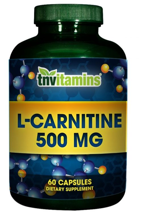 L Carnitine 500 Mg