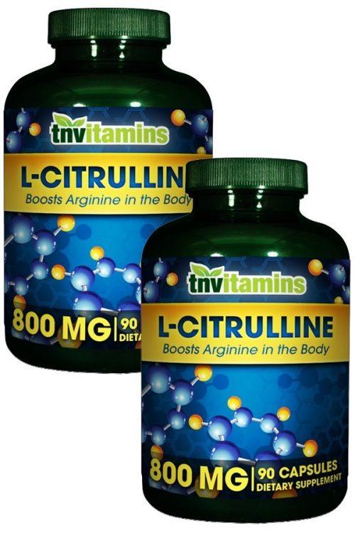 L-Citrulline 800 Mg