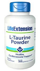 L-Taurine Powder, Net Wt. 300 g (0.66 lb. or 10.58 oz.)