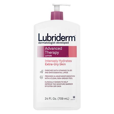 Lubriderm Advanced Therapy Lotion - 24 fl oz