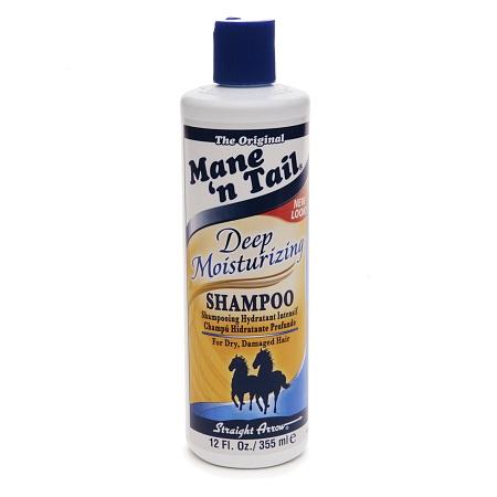 Mane 'n Tail Deep Moisturizing Shampoo for Dry, Damaged Hair - 12 fl oz