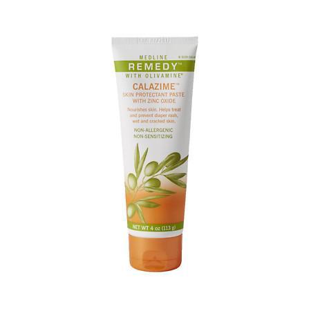 Medline Remedy Calazime Skin Protectant Paste - 4 oz.