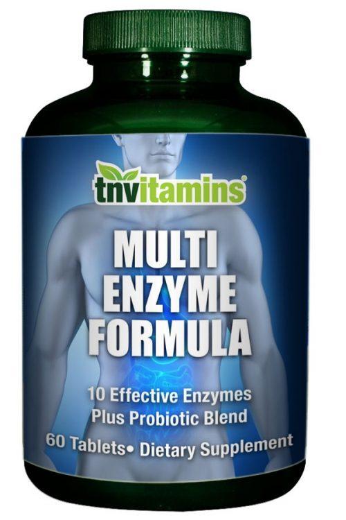 Multi Enzyme Formula