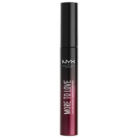 NYX Professional Makeup Lush Lashes Mascara - 0.3 oz.