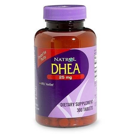 Natrol DHEA 25 mg - 300 ea