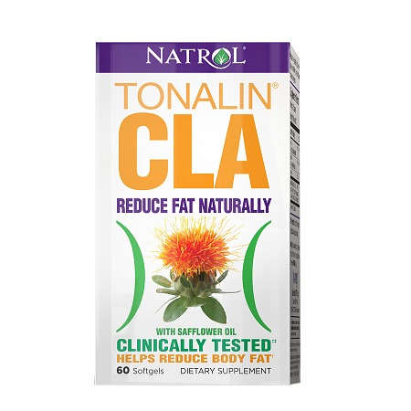 Natrol Tonalin CLA Dietary Supplement Softgels - 60 ea