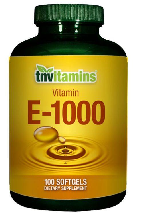 Natural Vitamin E 1000 Complex
