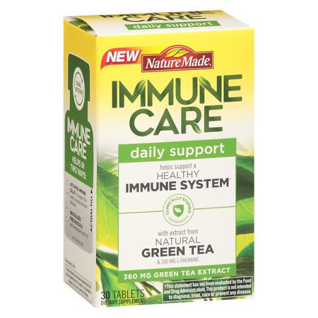 Nature Made Immune Care Tablets - 30 ea