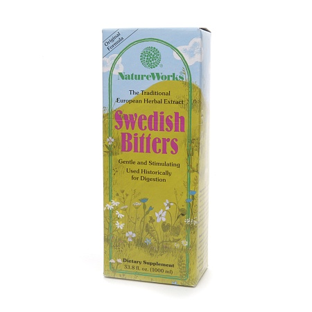NatureWorks Swedish Bitters - 33.8 fl oz