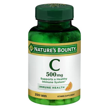 Nature's Bounty C-500mg - 250 ea