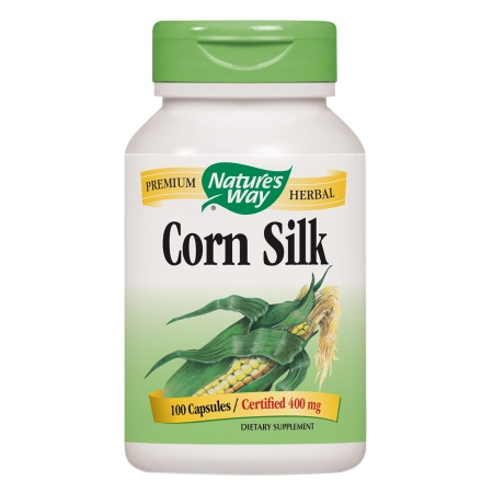 Nature's Way Corn Silk 400 mg, Capsules - 100 ea