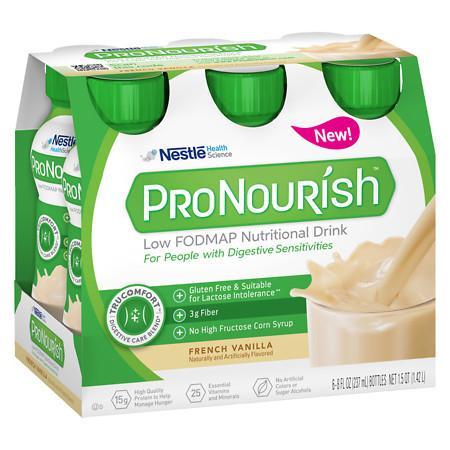Nestle ProNourish Drinks Vanilla - 8 oz.