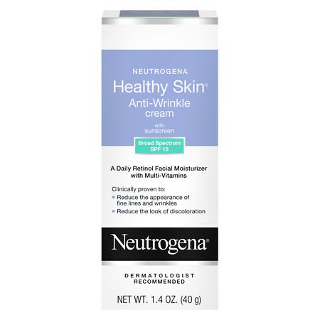 Neutrogena Healthy Skin Anti-Wrinkle Cream SPF 15 - 1.4 oz.