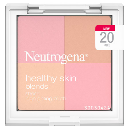 Neutrogena Healthy Skin Blends Sheer Highlighting Blush - 0.3 oz.