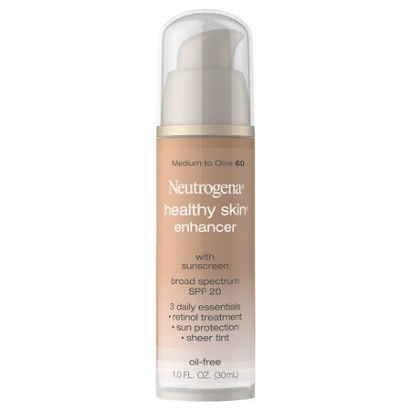 Neutrogena Healthy Skin Enhancer Moisturizer SPF 20 - 1 fl oz