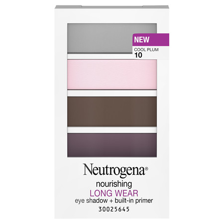 Neutrogena Nourishing Long Wear Eye Shadow + Primer - 0.24 oz.
