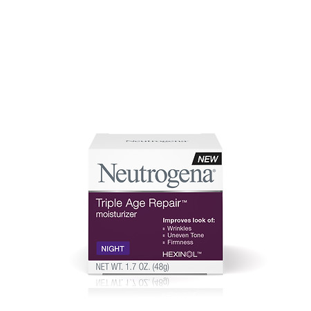 Neutrogena Triple Age Repair Night Cream - 2 oz.