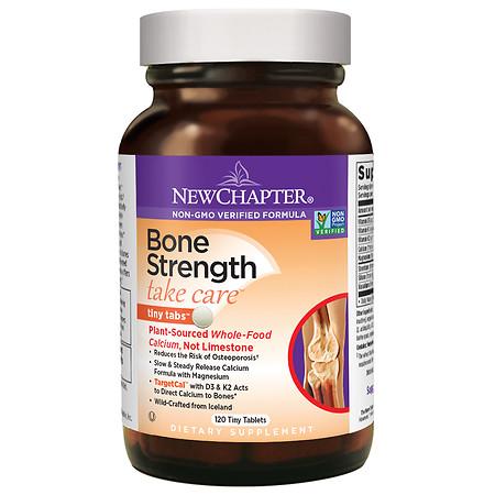 New Chapter Bone Strength Tiny Tabs - 120 ea
