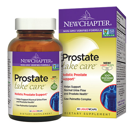 New Chapter Prostate Take Care, Vegetarian Capsules - 60 ea