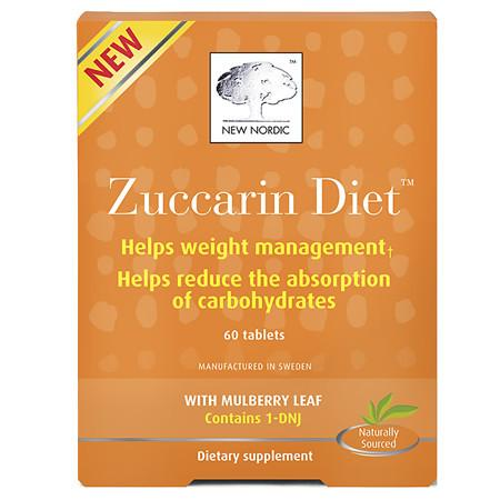 New Nordic Mulberry Zuccarin Dietary Supplement Tablets - 60 tablets