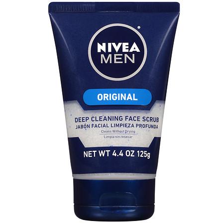 Nivea Men Energy Face Scrub - 4.4 oz.